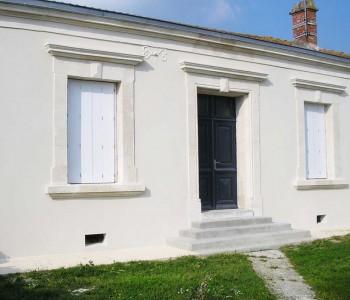 enduit de rénovation en Vendée